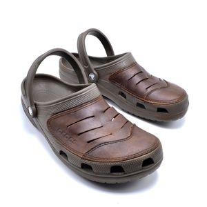 CROCS Bogota Men's Clog Backstrap Sz 12 Sandal